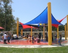 Los Angeles County Parks Splash Pads