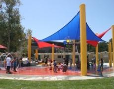 Los Angeles County Parks Splash Pads