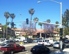 Traffic Signal and ADA Improvements at Temple Avenue & Shilo Inn Dwy.